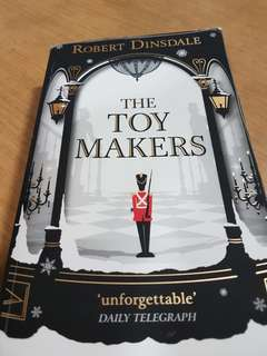Robert Dinsdale The Toy Makers