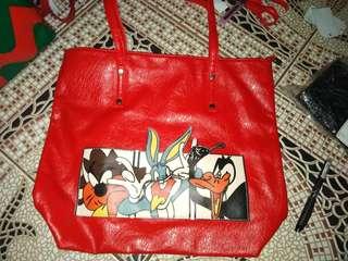 Looney Tunes Tote Bag