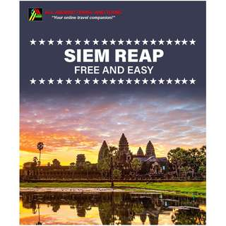 Siem Reap Free and Easy Land Arrangement for 2 Persons
