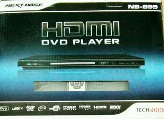 HDMI DVD PLAYER (FREE REMOTE CONTROL)