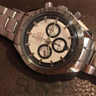 Omega Speedmaster 超霸系列傳奇錶款 舒密加The Legend Collection