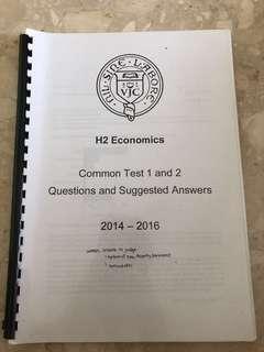 vjc h2 econs practice paper