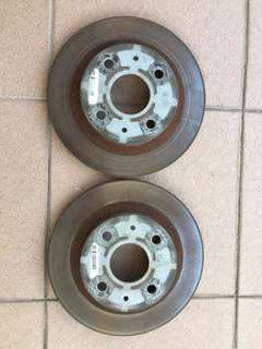 Myvi brake disc rotor (2015) (Genuine part)