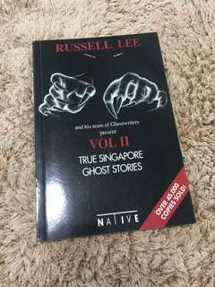 Russell Lee - True Singapore ghost stories vol 2