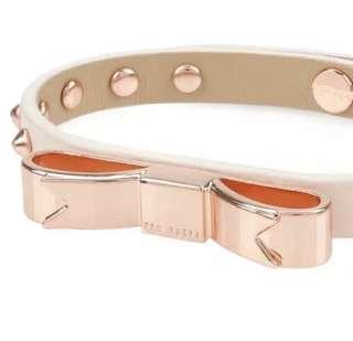 Sale❤️ted baker studded bow bracelet