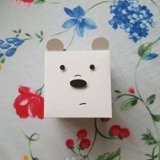 We Bare Bears - Ice bear explosion box
