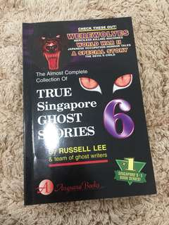 Russell Lee - true singapore ghost stories vol 6
