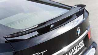 BMW F07 5 Series GT Hamann Spoiler