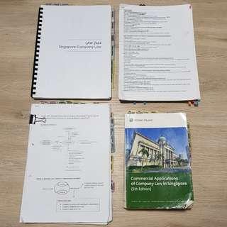 LAW2464 Singapore Company Law RMIT