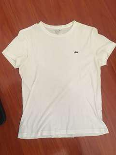 Lacoste T-shirt (White)