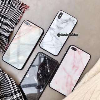 Softcase Iphone Marmer