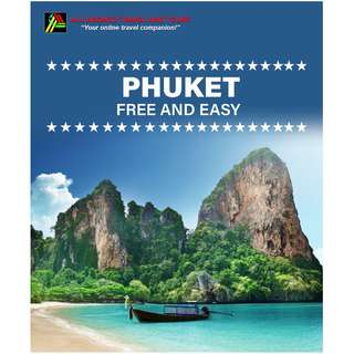 Phuket Free and Easy Land Arrangement for 2 persons