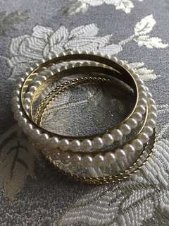 珍珠氣質手環