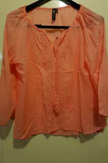 Cotton On Quartersleeves blouse