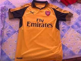 Arsenal 16/17 Away Jersey(S)