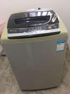 中國小天鵝6kg全自動開蓋洗衣機