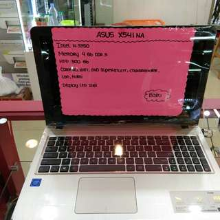 Kredit Laptop Asus X541 NA