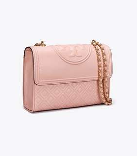 Tory Burch Fleming Large in Pink RRP $810