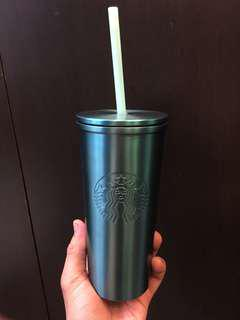 Cold cup 12oz ss teal