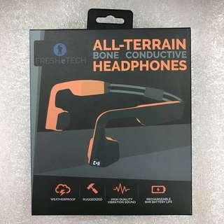BNIB FresheTech Bone Conduction Headphone