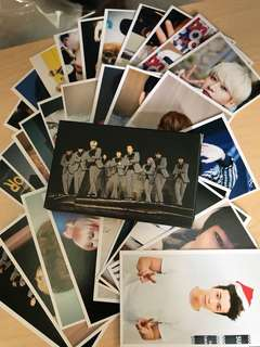 (非官方) Super Junior Lomo card