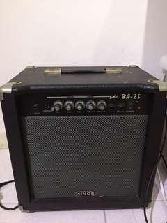 貝斯音箱 bass amp