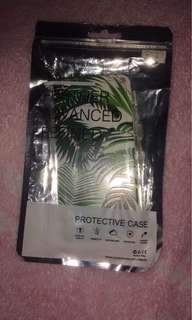 Green Leaf iphone case 6/6s