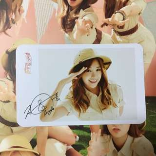 [OFFICIAL!!] Apink Eunji Pink Island DVD photocard