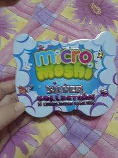 Micro moshi  limited edition