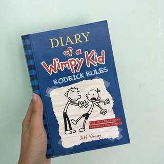 Diary of a Wimpy Kid Vol.2