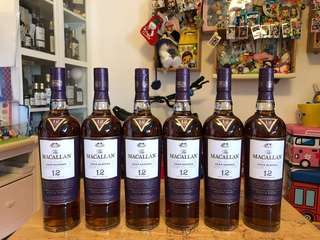 Macallan Gran Reserva 12 紫鑽12年