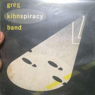 Greg Khin Band Plaka LP Vinyl Records
