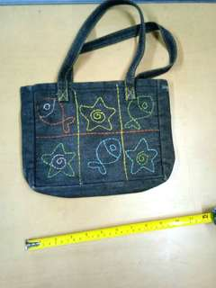 Denim Kid's Bag