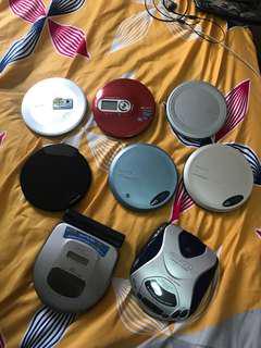 🚚 Vintage CD player Walkman Sony kenwood