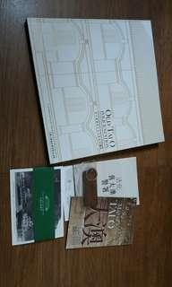 大澳文物酒店紀念刊物,明信片,紀念品