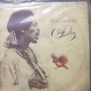 Jimi hendrix plaka LP vinyl records