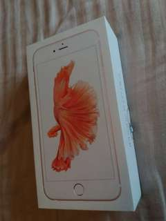 iPhone 6S Plus 6SPlus 128GB Rose Gold Globe-Locked