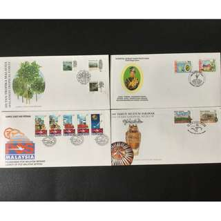 First Day Cover(4Set)