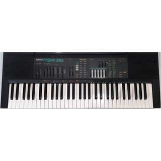 Yamaha PSR 36 Electronic Keyboard