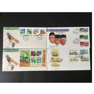 First Day Cover (4Set)