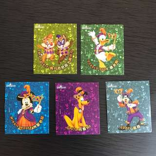 🔻香港迪士尼貼紙🔻 歡迎查詢 $1.5~$4 一張