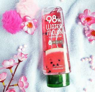 Etude House Watermelon Soothing Gel