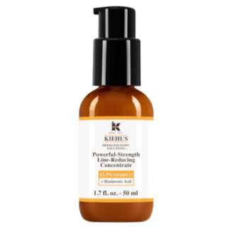 KIEHL'S POWERFUL STRENGTH LINE-REDUCING CONCENTRATE 50ML RRP$98