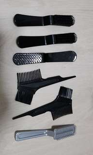 Comb n brush