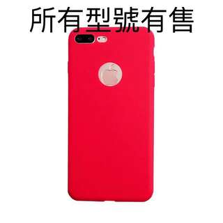 iPhone Case Red 殼