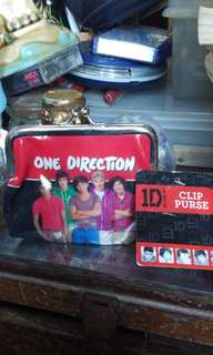 Clip purse One Direction