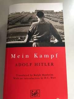 🚚 Mein Kampf