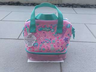 Smiggle Double Layer Lunchbox