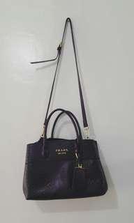 Prada Bag Violet