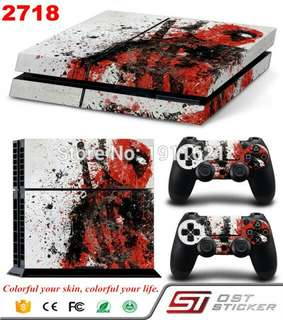 PS4 (D-POOL EDITION)